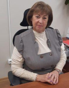 Начальник Управления ПФР Крупина М.И.